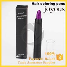 violet violet meilleur chalkers produits de couleur de cheveux temporaire couleur des cheveux dye naturel revitalisant - Produit Coloration Cheveux