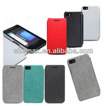 alibaba new arrival stylish leather case cover for blackberry Z10