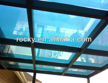 Tempered Laminated Glass Roof