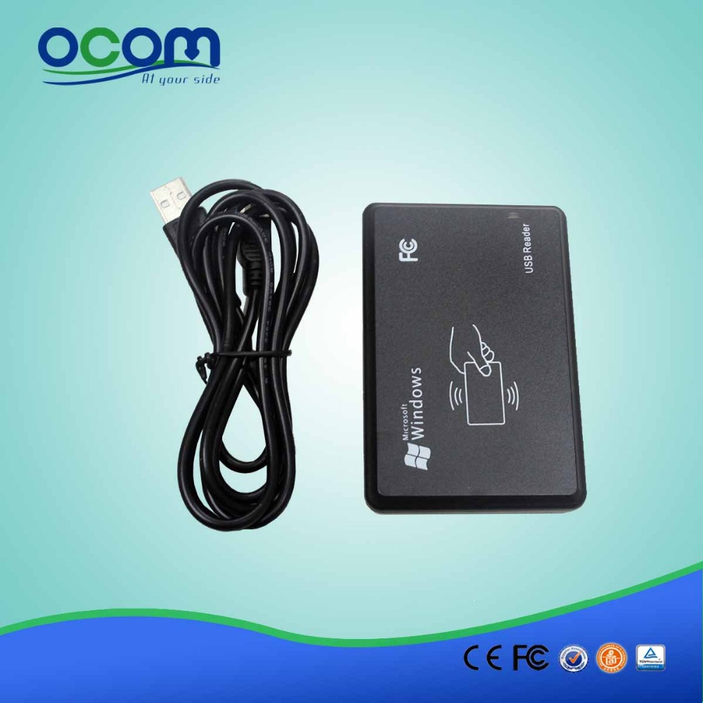 R20 Micro USB RFID Smart Card Reader 125khz