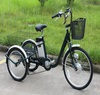 Hot Sale 36V 250W Adult Three Wheel Cargo Electric tricycle for sale