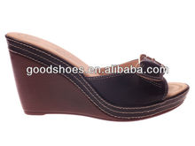 Wholesale low price fashion ladies sandals 2013