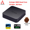 Acemax amlogic s805 ott amlogic s805 firmware android tv box support HD 3D 4K wifi Android 4.4 update online