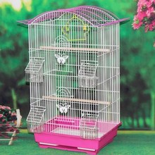Large Wholesales Metal Handmade Bird Cage Parrot