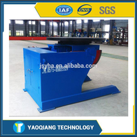 YQ 20T Welding Positioner Rotating Welding Turn Table