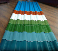 Corrugated galvanized zinc roof tile/prepainted galvanized steel roofing sheets