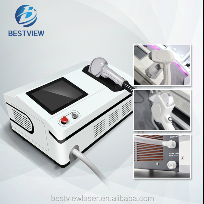 2017 latest laser 808nm hair removal products BM-108