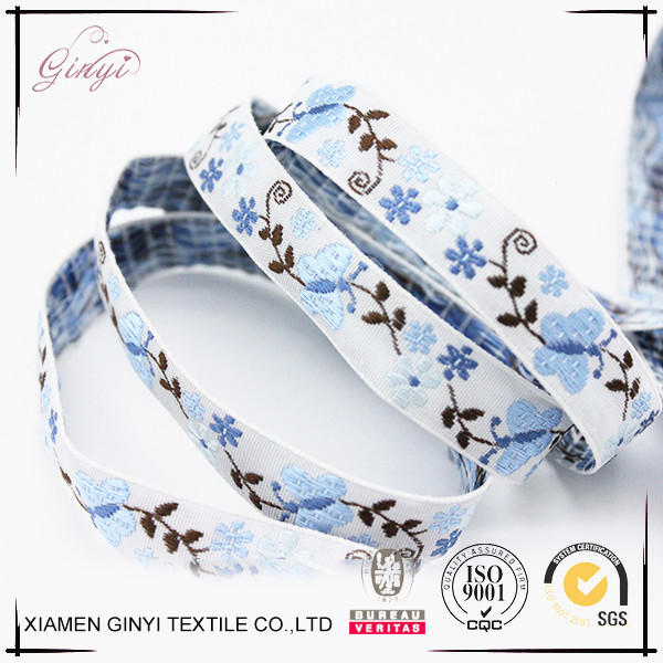High quality popular polyester printed wholesale character ribbon