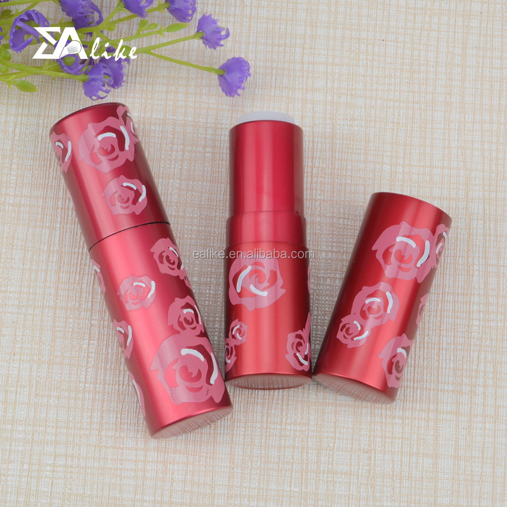 Special hot sale custom black red wholesale cosmetic lipstick tube