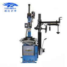 "Tongda manual flat tyre changer LT 900A tyre changer repair equipment suitable for 12"" -24"" stiff flat tyre"