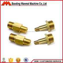 OEM CNC machining brass parts brass hardware product