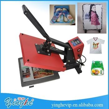 vinyl machine and heat press