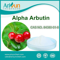 Factory Supply Bearberry Extract Alpha Arbutin 98%