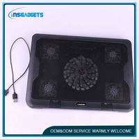 Laptop cooler notebook cooling pad ,h0t020 lap top cooling pad for sale