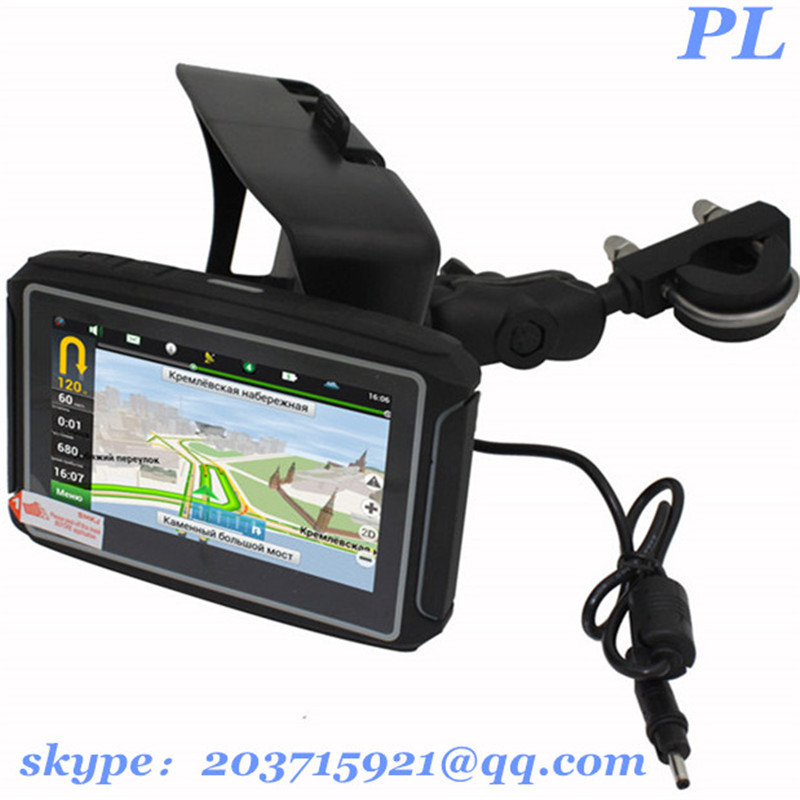 Cheapest portable car GPS High quality 4.3 inch Car GPS Navigator OEM/FM/bluetooth Manufacturer Portable Car GPS Navigation