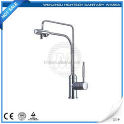 high quality low price high flow 3 way kitchen faucet