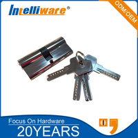 6 Pin Cylinder Lock with Computer Keys