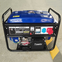 5kw 5kva Diesel Generator Prices with Battery Powered Electric Generator