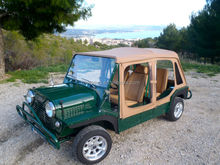 New Electric Moke With EEC Approval