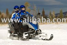 Newest 2011 Yamaha Venture Lite Snow Scooter Snowmobile