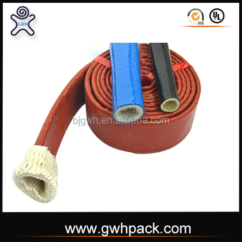 GWH fire resistants cable protective electrical insulation sleeving