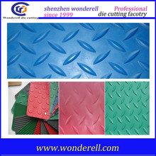rubber non-slip adhesive 1mm rubber sheet rolls raw materials for rubber sandals