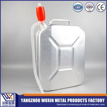 Factory supply water 20 liter aluminium jerry can