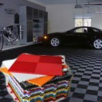 New style hot sell pp interlocking plastic floor tiles