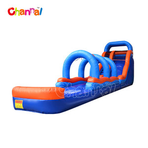 Giant inflatable slip n slide inflatable water slide for adult