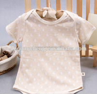 100% Organic cotton baby clothes ,wholesale infant clothing made in china