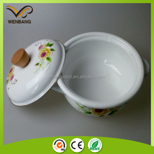 german non-stick porcelain soup enamel cookware