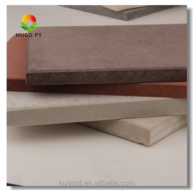 Exterior Wall Decorative High Density Cladding Fiber Cement Board For Building Wall Covering