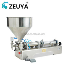 Durable Semi-Automatic automatic glass bottle jam filling machine G1WG Manufacturer