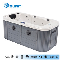 Portable Indoor Whirlpool Massage Spa One Person Hot Tub