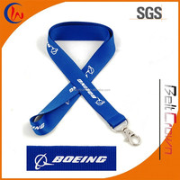 Factory direct sale qa lanyard custom cheap promotional products