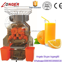 High Quality Fresh Squeezed Orange Juice Machine for Sale