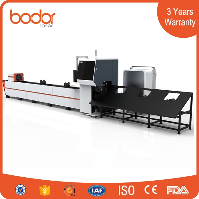 bodor T series fiber laser cutting machine for all kinds of tubes on sale