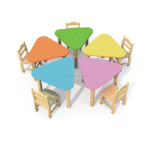 fashion tables and chair for kindergarten Kids Study Table tables and chairs