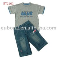 teen boy clothing 2pcs set