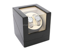 2016 For USA Market California Warehouse Shipments MDF Box Motor Wooden Automatic Watch Winder