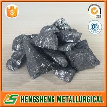 China supplier high purity silicon metal to make iron and steel