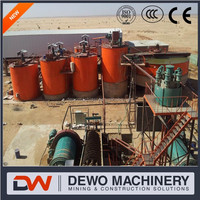Thickener/concentrator Structual for Iron Ore Mining Process