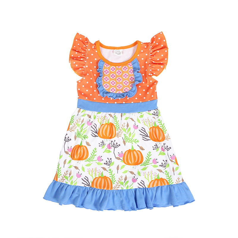 Halloween baby clothing children clothes girl baby dress