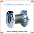 Stainless steel flexible joint bellows