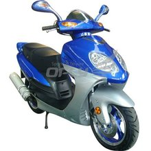 2011 new model 125CC Gas Motor Scooter with One Year Warranty Time MS1253