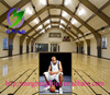 2015 hot sale PVC material indoor basketball court flooring