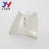 OEM ODM factory manufacture SUS 304 stamping part stainless steel cover plate with welding air hole as your drawing