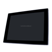 15 inch 1080p lcd monitor, open frame panel mount / rackmount square lcd monitor for atm machine / medical devices / hmi control