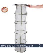 Factory supplier high round fishing nylon net with cheap price