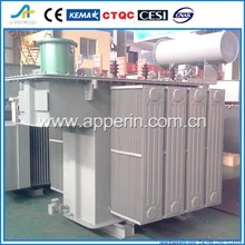 35KV oil-immersed Arc Furnace Transformer 6300kva transformer